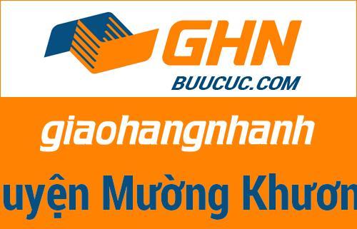 Bưu cục GHN Huyện Mường Khương – Lào Cai