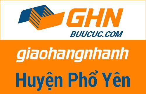Bưu cục GHN Huyện Phổ Yên – Thái Nguyên
