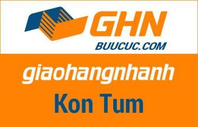 Bưu cục GHN Kon Tum – Kon Tum