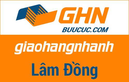 Bưu cục GHN Lâm Đồng