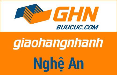 Bưu cục GHN Nghệ An