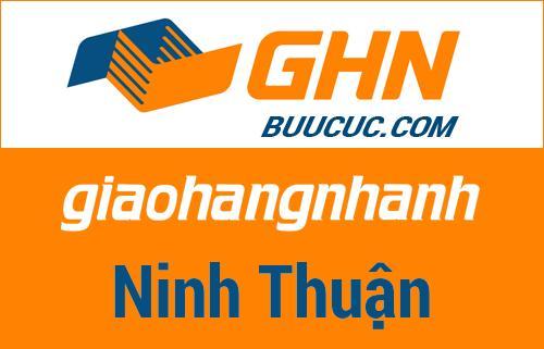 Bưu cục GHN Ninh Thuận