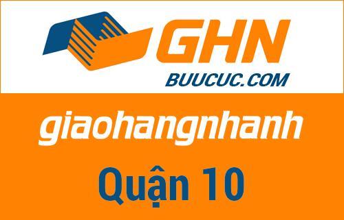 Bưu cục GHN Quận 10 – Hồ Chí Minh