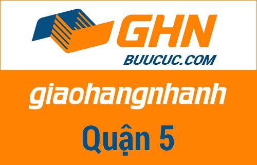 Bưu cục GHN Quận 5 – Hồ Chí Minh