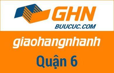 Bưu cục GHN Quận 6 – Hồ Chí Minh