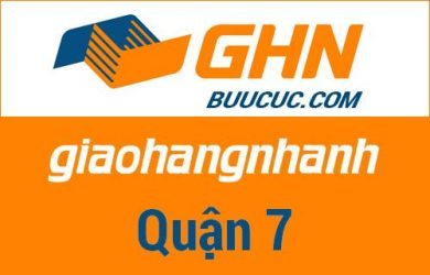 Bưu cục GHN Quận 7 – Hồ Chí Minh