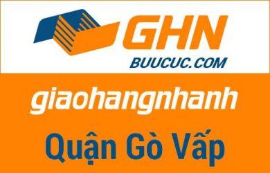 Bưu cục GHN Quận Gò Vấp – Hồ Chí Minh