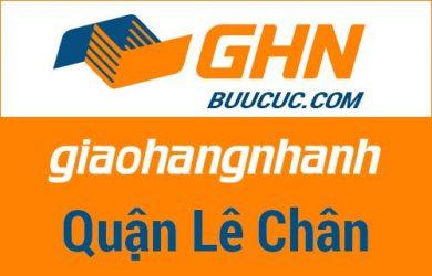 Bưu cục GHN Quận Lê Chân – Hải Phòng