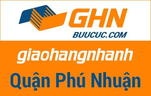 Bưu cục GHN Quận Phú Nhuận – Hồ Chí Minh