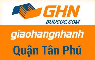 Bưu cục GHN Quận Tân Phú – Hồ Chí Minh