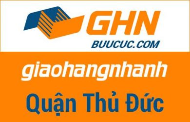 Bưu cục GHN Quận Thủ Đức – Hồ Chí Minh
