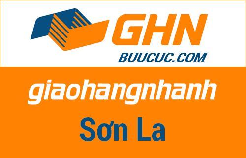 Bưu cục GHN Sơn La