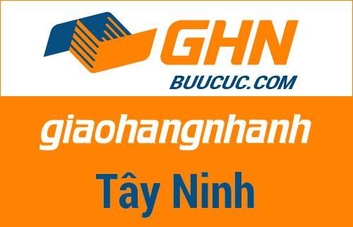 Bưu cục GHN Tây Ninh
