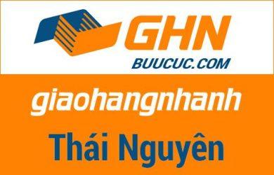 Bưu cục GHN Thái Nguyên