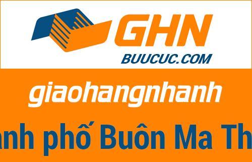 Bưu cục GHN Thành phố Buôn Ma Thuột – Đắk Lắk