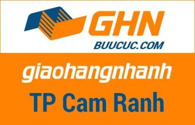 Bưu cục GHN Thành phố Cam Ranh – Khánh Hòa