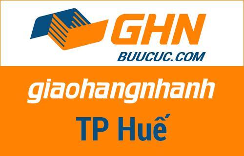 Bưu cục GHN Thành phố Huế – Thừa Thiên – Huế
