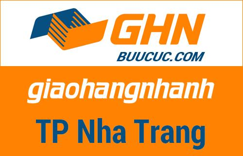 Bưu cục GHN Thành phố Nha Trang – Khánh Hòa