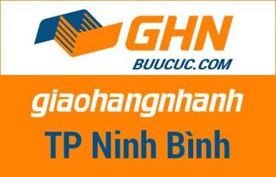 Bưu cục GHN Thành phố Ninh Bình – Ninh Bình
