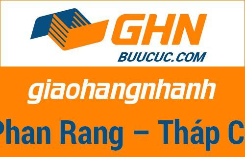 Bưu cục GHN Thành phố Phan Rang – Tháp Chàm – Ninh Thuận