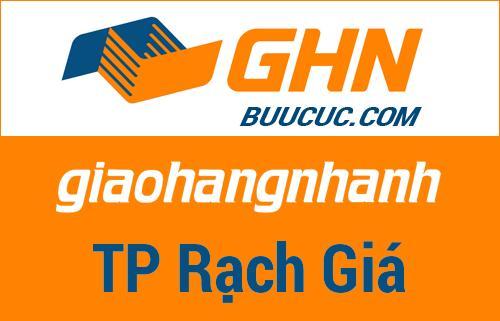 Bưu cục GHN Thành phố Rạch Giá – Kiên Giang