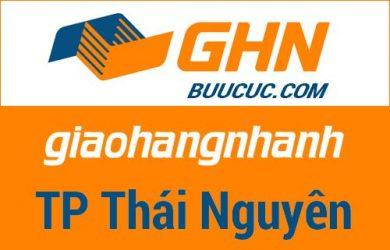 Bưu cục GHN Thành phố Thái Nguyên – Thái Nguyên
