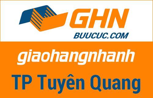 Bưu cục GHN Thành phố Tuyên Quang – Tuyên Quang
