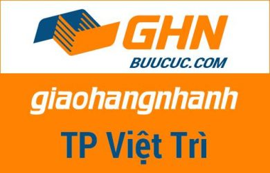 Bưu cục GHN Thành phố Việt Trì – Phú Thọ
