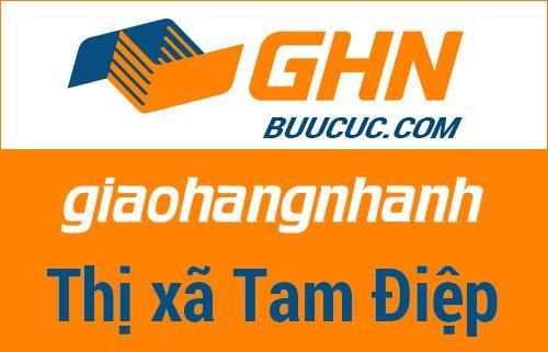 Bưu cục GHN Thị xã Tam Điệp – Ninh Bình