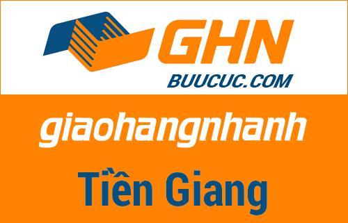 Bưu cục GHN Tiền Giang