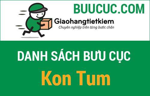 Điểm gửi hàng giao hàng tiết kiệm Kom Tum