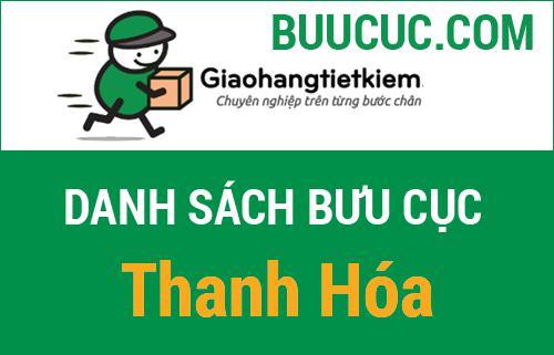 Địa chỉ giao hàng tiết kiệm ở Thanh Hóa
