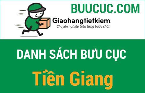 Thông tin giao hàng tiết kiệm ở Tiền Giang