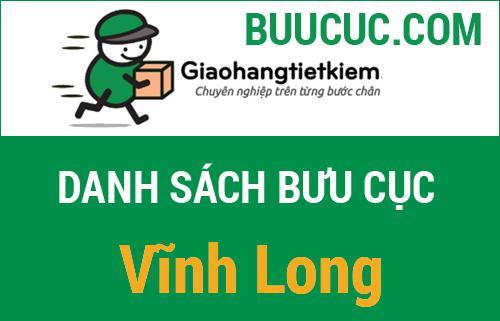 Điểm gửi hàng giao hàng tiết kiệm ở Vĩnh Long