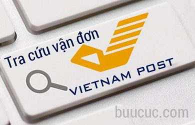 Tra cứu vận đơn bưu điện VNPOST