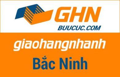 Bưu cục GHN Bắc Ninh – Bắc Ninh