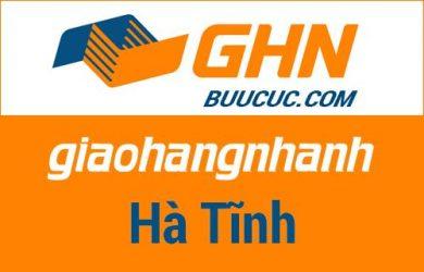 Bưu cục GHN Hà Tĩnh – Hà Tĩnh