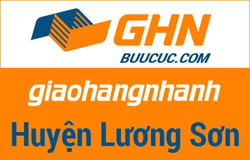 Bưu cục GHN Huyện Lương Sơn – Hòa Bình