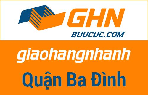 Bưu cục GHN Quận Ba Đình – Hà Nội