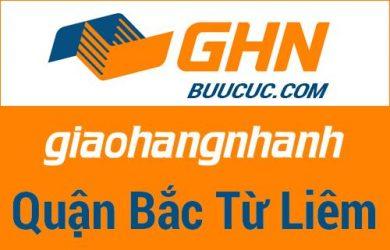 Bưu cục GHN Quận Bắc Từ Liêm – Hà Nội