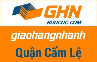 Bưu cục GHN Quận Cẩm Lệ – Đà Nẵng