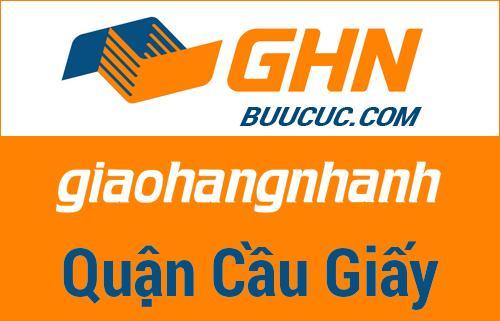 Bưu cục GHN Quận Cầu Giấy – Hà Nội