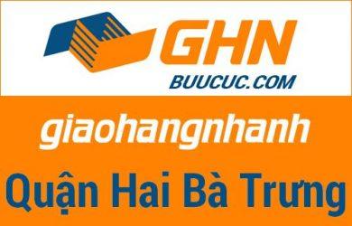 Bưu cục GHN Quận Hai Bà Trưng – Hà Nội