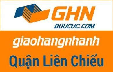 Bưu cục GHN Quận Liên Chiểu – Đà Nẵng