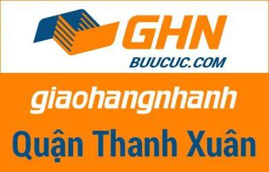 Bưu cục GHN Quận Thanh Xuân – Hà Nội