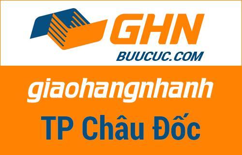 Bưu cục GHN Thành phố Châu Đốc – An Giang