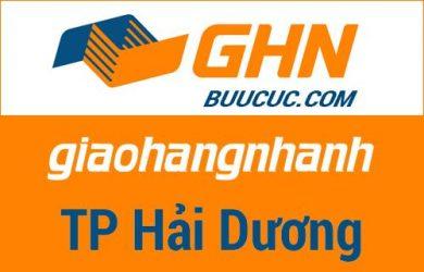 Bưu cục GHN Thành phố Hải Dương – Hải Dương