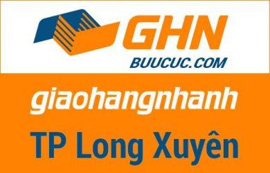 Bưu cục GHN Thành phố Long Xuyên – An Giang