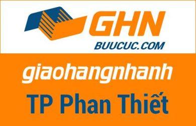 Bưu cục GHN Thành phố Phan Thiết – Bình Thuận