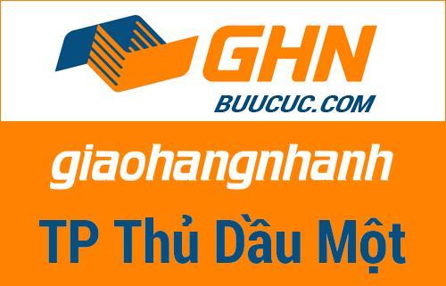 Bưu cục GHN Thành phố Thủ Dầu Một – Bình Dương
